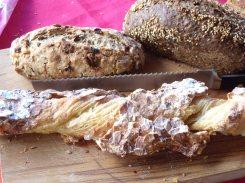 Brood van de bakker