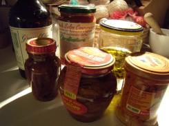 Italiaan food