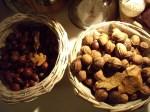 noten en kastanjes