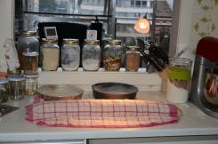 Pesto en Boursin