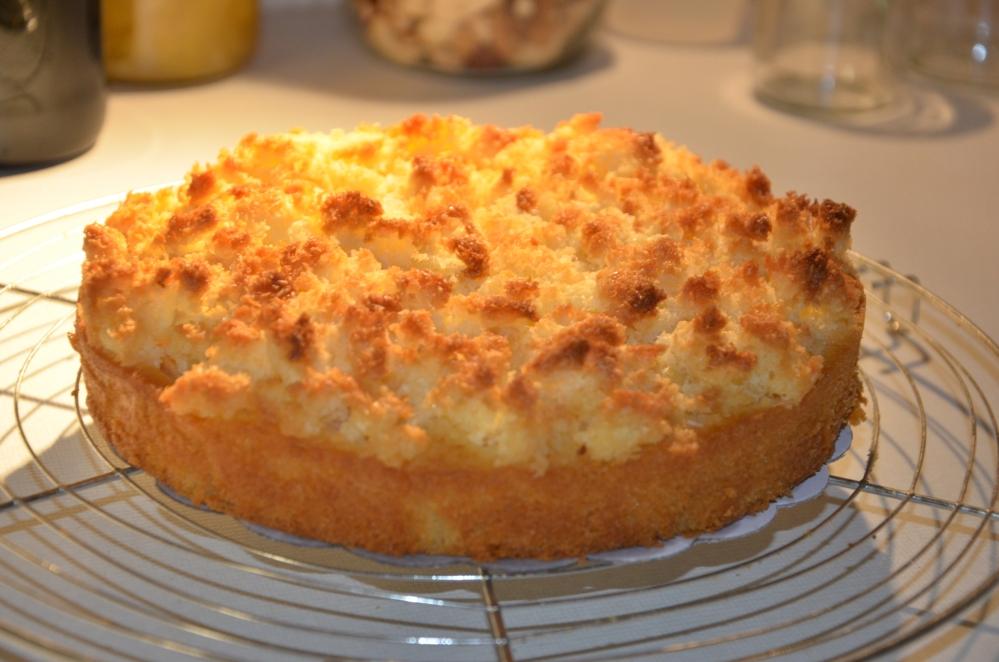 Les I: mini griesmeel-broodjes en appel-kokoscake (4/5)