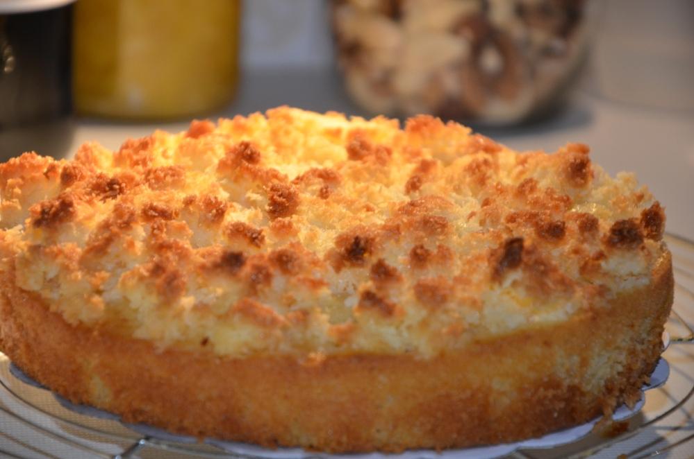 Les I: mini griesmeel-broodjes en appel-kokoscake (3/5)
