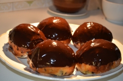 Chocoladebroodjes