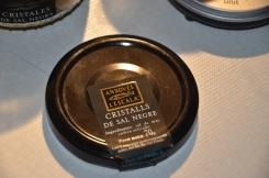 Christalls de sal negre