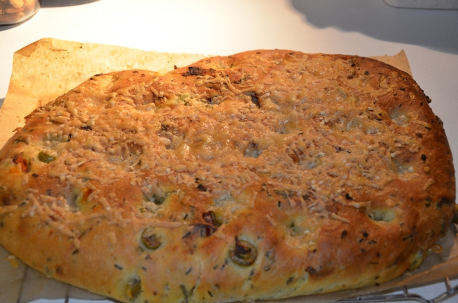 Focaccia for Export