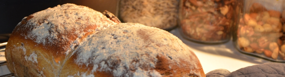 notenbrood Kerst