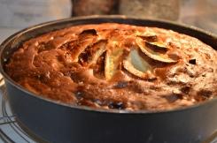 Appel-ctroencake