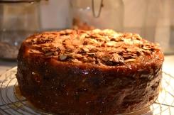 Gember-appelcake