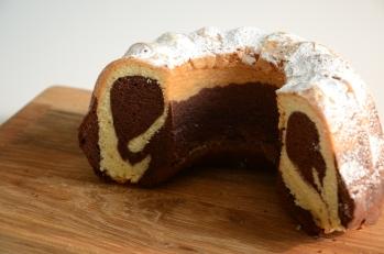 Chocolade cake IV