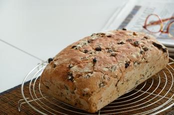 Roggebrood met krenten