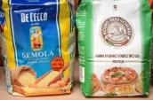 Ingrediënten Focaccia