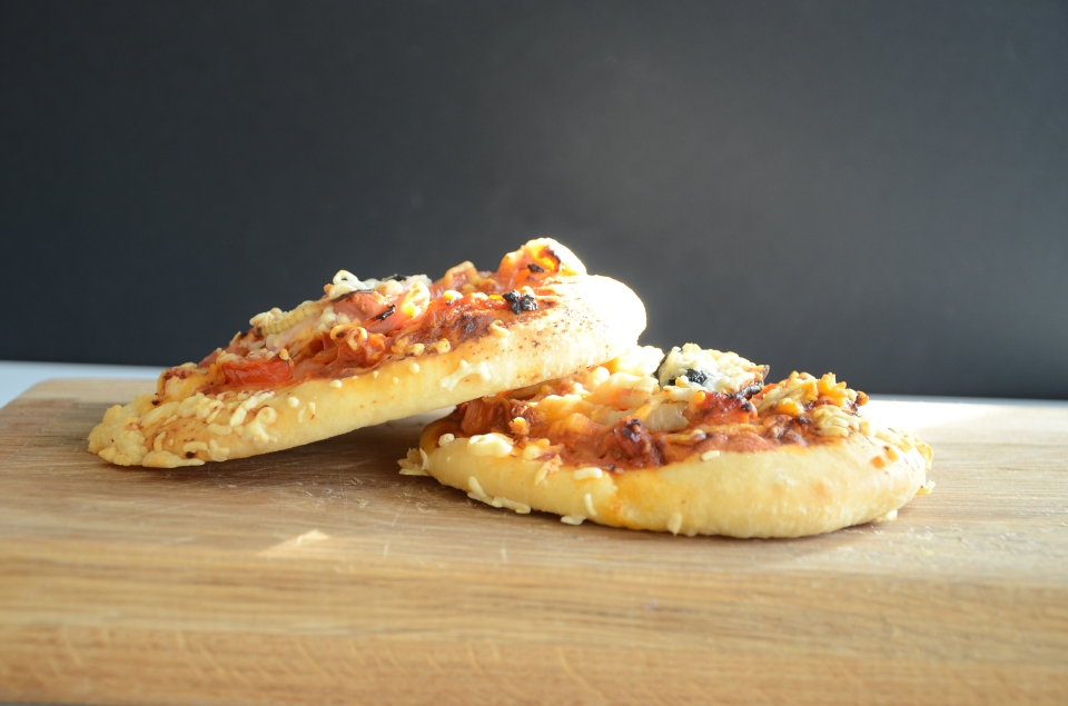 pizzabroodjes