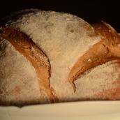Witbrood met rogge