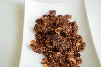 Chocoladegranola
